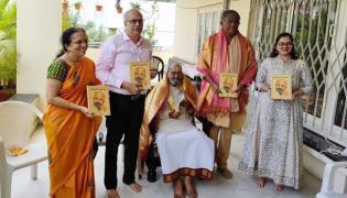 Vishwanath Vishwaroopam Book Launch - Sakshi