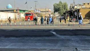 Kandahar Mosque Blast Several People Died In Afghanistan - Sakshi