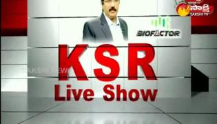 ksr live show 16 October 2021