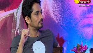 Sakshi Special Interview With Actor Siddharth