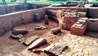 PSR Nellore Gottiprolu Kotadibba Evidence For A History of 2 Thousand Years - Sakshi