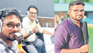 Shoaib, Who Rose to International Prominence Cricket Commentator - Sakshi