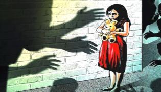 Neighbour Molested 5 Year Old Girl In Narangpur Odisha - Sakshi