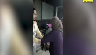 Woman Thrashes Husband Alleged Girlfriend In Gym In Bhopal