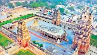 Historical, Cultural And Artistic Glory In AP In LineWith UNESCO Standards - Sakshi