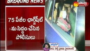 Police Submit The Chargesheet Against Bhuma akhila priya