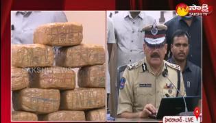 Huge Cannabis Seized In Hyderabad