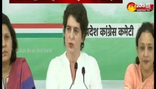 Priyanka Gandhi Political Plan On Uttar Pradesh Elections