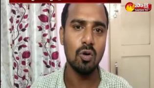 Mangalagiri : TDP Leaders Attack Sakshi Reporter