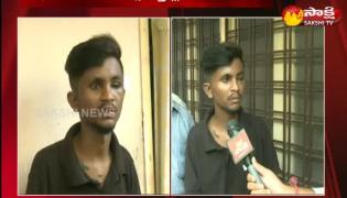 Attack on Ayyayyo Vaddamma Fame Sukhibhava Sharath