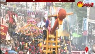 Sirimanotsavam Celebrations At Vizianagaram