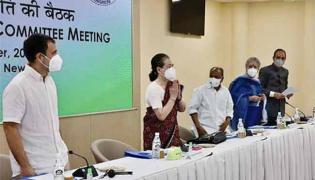 Congress G23 Leaders Sonia Gandhi Meeting Editorial By Vardhelli Murali - Sakshi