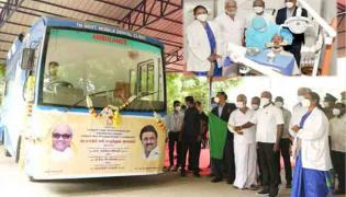 Tamil Nadu Govt Focused Door to Door Education And Dental Care - Sakshi