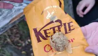 Man Finds Potato In Place Of Chips In Packet London Goes Viral - Sakshi