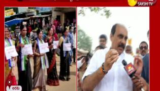 Minister Balineni Srinivasa Reddy Fires On Chandrababu