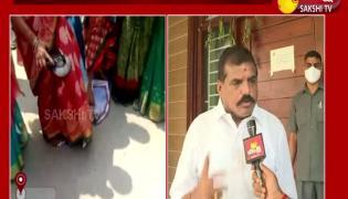Minister Botsa Satyanarayana Face To Face