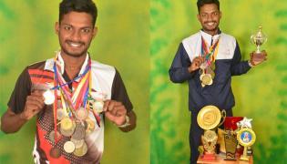 Tholla Sai Athletic Coach Success Story At Nelakondapalli - Sakshi