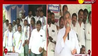 Sajjala Ramakrishna Reddy Press Meet At Vijayawada