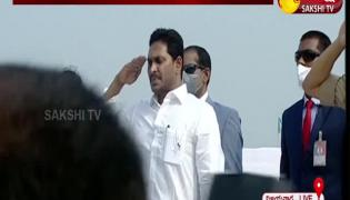 AP CM YS Jagan Pay Tributes to Police Martyrs