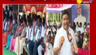 Minister Vellampalli Srinivas Fires On Chandrababu