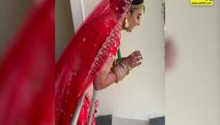 Viral Video: Bride Sends Flying Kisses To Bride