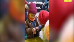 Viral Video: Arunachal Pradesh Little Girl Consoles Emotional Classmate