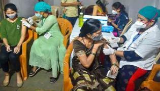 Hundred Crore Covid Jabs Milestone In India Editorial Vardhelli Murali - Sakshi