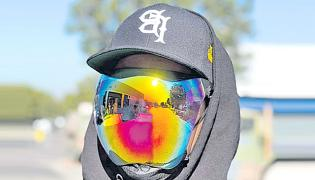 Safety Face Shield Full Face Protection Face Mask And Safety Goggles - Sakshi