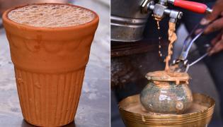 Tandoori Tea Special Story In Kurnool - Sakshi