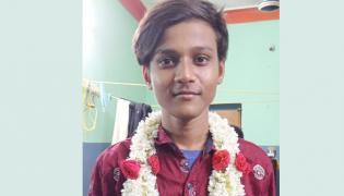 AP Kurnool Class Ten Boy Not Eat Rice From Childhood - Sakshi