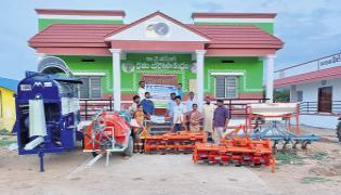 AP Agros to support farmers In Andhra Pradesh - Sakshi