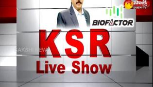 Ksr live Show 03 October 2021