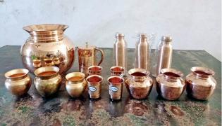 AP: Bronze Making Artist Needs Government Support In YSR Kadapa - Sakshi