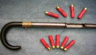 Karnataka police find walking stick gun video goes viral
