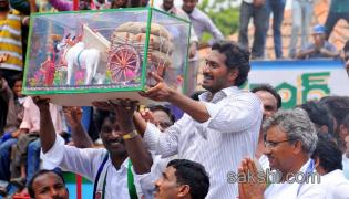 ysrcp election campaign Meetings