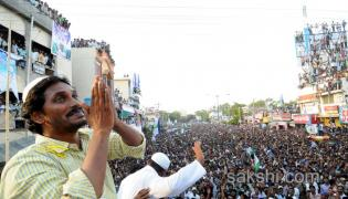 YSRCP Party leaders election campaign Meetings