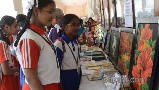 Cultural events in the Literary Festival - Sakshi