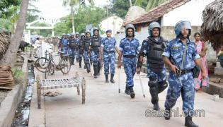Government determined to foil mudragada padmanabham padayatra