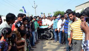 birthday celebrations of ys jagan in all ap districts