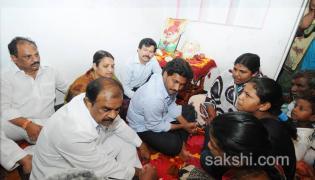 YS jagan mohan reddy tour in ananthapuram
