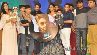 Dj Duvvada Jagannadham Audio Launch