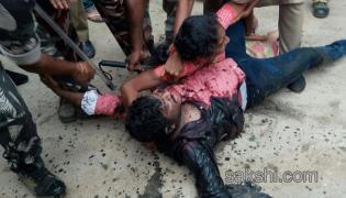 Tundurru People Protest Against Aqua Food Park