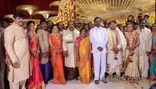 speaker madhusudhana chary son marriage