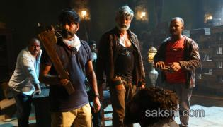 patel sir movie working stills
