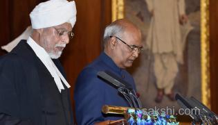 ram nath kovind take oath as indias 14th president