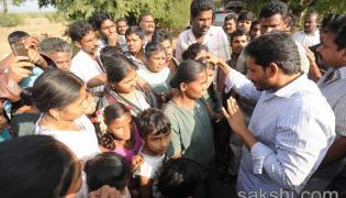 tirupathi tour in ys jagan mohan reddy