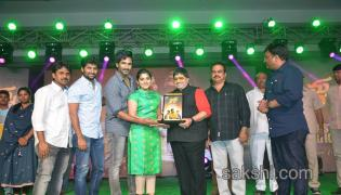Ninnnu kori blockbuster celebrations in vijayawada