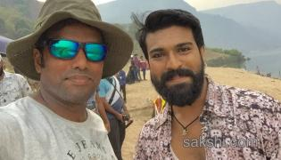 Rangasthalam 1985 working stills