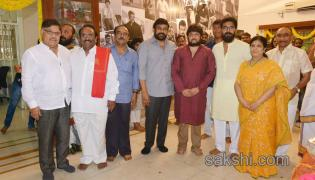 Chiru 151 Movie Uyyalawada Narasimha Reddy Launched