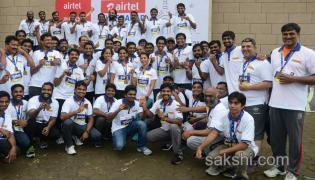 5k run in Hyderabad